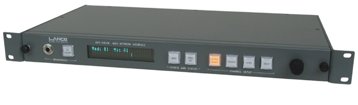ADX-2400 Network Interface Unit